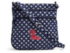 Ole Miss Rebels Vesi Vera Bradley Triple Zip Hipster Apparel & Accessories