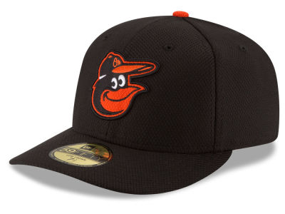 Baltimore Orioles MLB Low Profile Diamond Era 59FIFTY Cap Hats