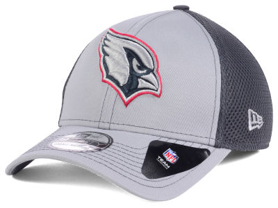 Arizona Cardinals NFL Grayed Out Neo 39THIRTY Cap Hats