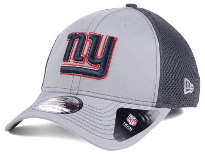 New York Giants NFL Grayed Out Neo 39THIRTY Cap Hats