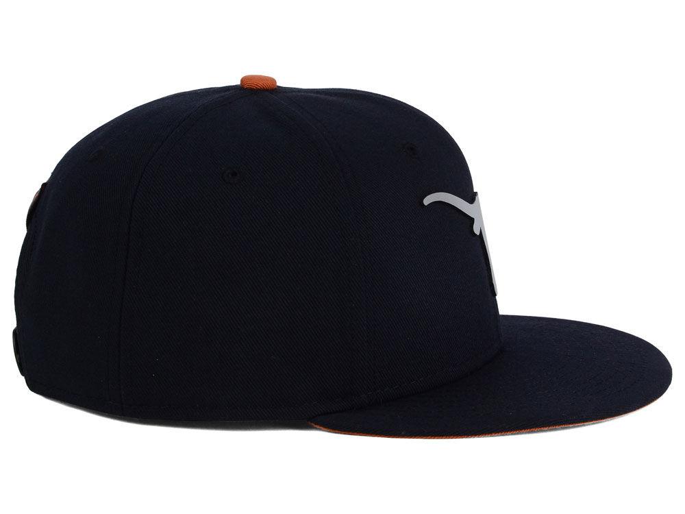 best service 48299 713ec Texas Longhorns Nike NCAA True Reflective Snapback Cap 85%OFF