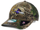 Baltimore Ravens New Era NFL The League Realtree 9FORTY Cap Adjustable Hats