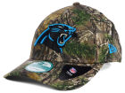 Carolina Panthers New Era NFL The League Realtree 9FORTY Cap Adjustable Hats