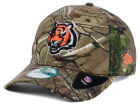 Cincinnati Bengals New Era NFL The League Realtree 9FORTY Cap Adjustable Hats