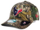 Houston Texans New Era NFL The League Realtree 9FORTY Cap Adjustable Hats