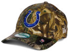 Indianapolis Colts New Era NFL The League Realtree 9FORTY Cap Adjustable Hats