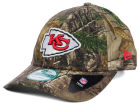 Kansas City Chiefs New Era NFL The League Realtree 9FORTY Cap Adjustable Hats