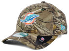 Miami Dolphins New Era NFL The League Realtree 9FORTY Cap Adjustable Hats