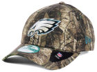 Philadelphia Eagles New Era NFL The League Realtree 9FORTY Cap Adjustable Hats
