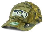 Seattle Seahawks New Era NFL The League Realtree 9FORTY Cap Adjustable Hats
