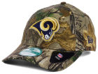 Los Angeles Rams New Era NFL The League Realtree 9FORTY Cap Adjustable Hats
