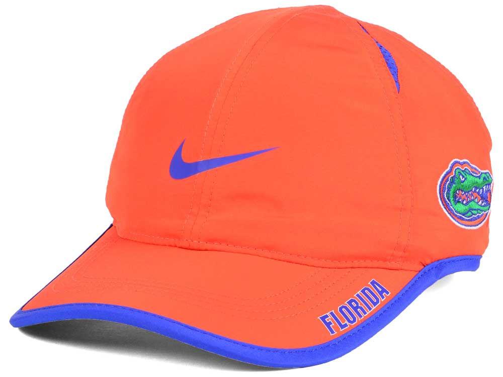 1f6e18aa62f high-quality Florida Gators Nike NCAA Featherlight Cap - the-well ...