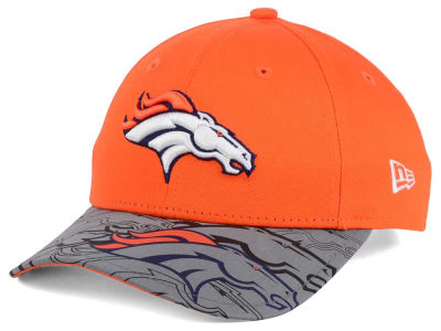 Denver Broncos NFL Youth Reflect Fuse Snapback Cap Hats