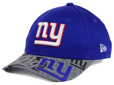 New York Giants NFL Youth Reflect Fuse Snapback Cap Hats