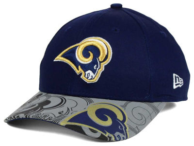Los Angeles Rams NFL Youth Reflect Fuse Snapback Cap Hats