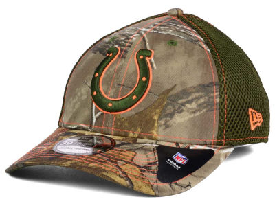 Indianapolis Colts NFL Realtree Neo 39THIRTY Cap Hats