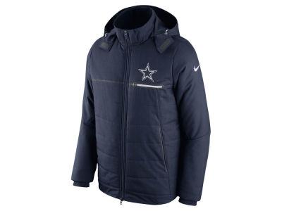 Dallas Cowboys Nike NFL Men s Sideline Jacket  8b5c771d9