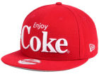 Coca Cola Coca Cola Fresh Side 9FIFTY Snapback Cap Adjustable Hats