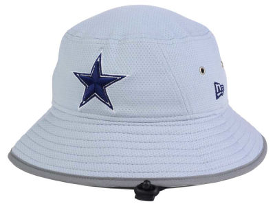 Dallas Cowboys 2016 NFL Training Secondary Bucket Hats