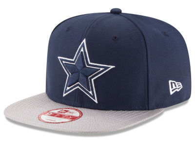 Dallas Cowboys 2016 Official NFL Sideline 9FIFTY Original Fit Cap Hats