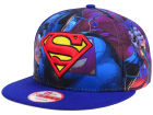 DC Comics Logo Fronted 9FIFTY Snapback Cap Adjustable Hats