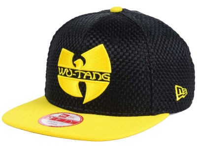 Wu-Tang Clan Crown Checked Original Fit 9FIFTY Snapback Cap Hats