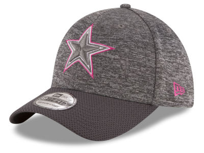 Dallas Cowboys NFL Breast cancer Awareness Official 39THIRTY Cap Hats