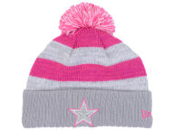 New Era NFL Women's Breast Cancer Awareness Knit Hats