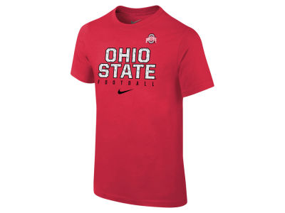 Nike NCAA Youth Core Facility Cotton T-Shirt