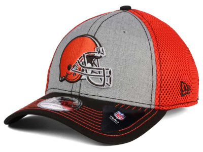 Cleveland Browns NFL Heathered Neo 39THIRTY Cap Hats