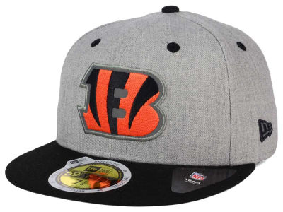 Cincinnati Bengals NFL Total Reflective 59FIFTY Cap Hats
