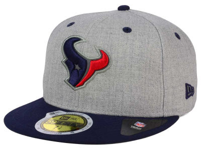 Houston Texans NFL Total Reflective 59FIFTY Cap Hats