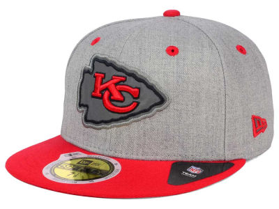 Kansas City Chiefs NFL Total Reflective 59FIFTY Cap Hats