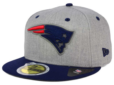 New England Patriots NFL Total Reflective 59FIFTY Cap Hats