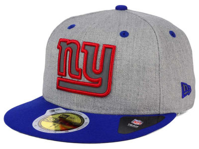 New York Giants NFL Total Reflective 59FIFTY Cap Hats