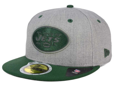 New York Jets NFL Total Reflective 59FIFTY Cap Hats