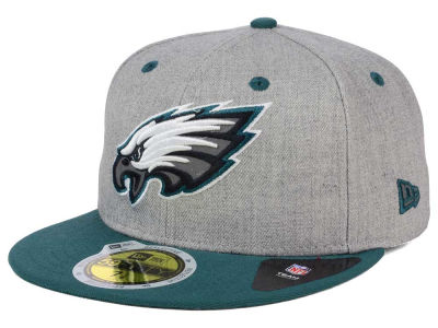 Philadelphia Eagles NFL Total Reflective 59FIFTY Cap Hats