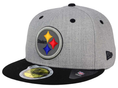Pittsburgh Steelers NFL Total Reflective 59FIFTY Cap Hats