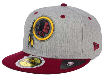 Washington Redskins NFL Total Reflective 59FIFTY Cap Hats