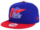 Chicago Cubs New Era MLB Logo Stacker 9FIFTY Snapback Cap Adjustable Hats