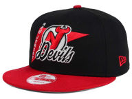 New Era NHL Logo Stacker 9FIFTY Snapback Cap Adjustable Hats