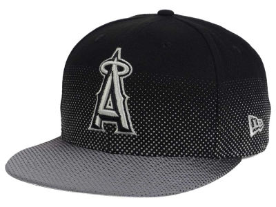 Los Angeles Angels MLB Flow Flect 9FIFTY Snapback Cap Hats