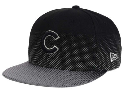 Chicago Cubs MLB Flow Flect 9FIFTY Snapback Cap Hats