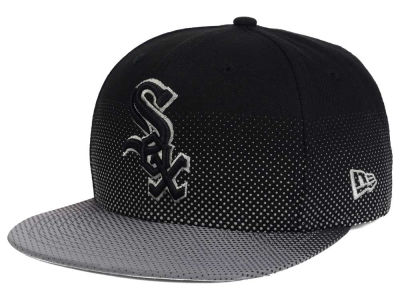 Chicago White Sox MLB Flow Flect 9FIFTY Snapback Cap Hats