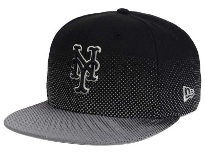 New York Mets MLB Flow Flect 9FIFTY Snapback Cap Hats