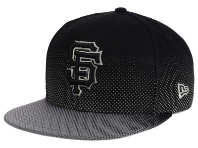 San Francisco Giants MLB Flow Flect 9FIFTY Snapback Cap Hats
