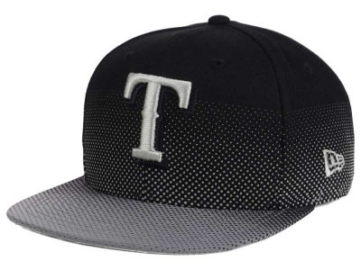 Texas Rangers MLB Flow Flect 9FIFTY Snapback Cap Hats