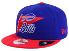 Buffalo Bills NFL Logo Stacker 9FIFTY Snapback Cap Hats