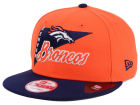Denver Broncos NFL Logo Stacker 9FIFTY Snapback Cap Hats