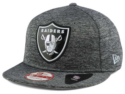 Oakland Raiders NFL Shadow Tech 9FIFTY Snapback Cap Hats